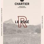 Etiquette Rose Chartier 2015
