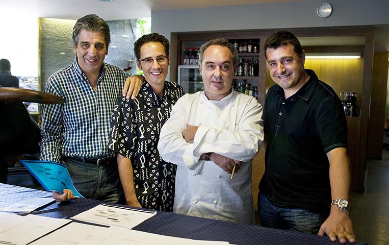 chefs ELBULLI