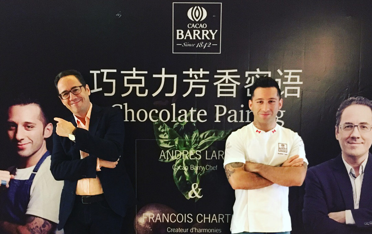 consultant CACAO BARRY